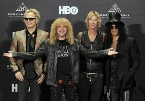 Guns N Roses with Steven Adler 2