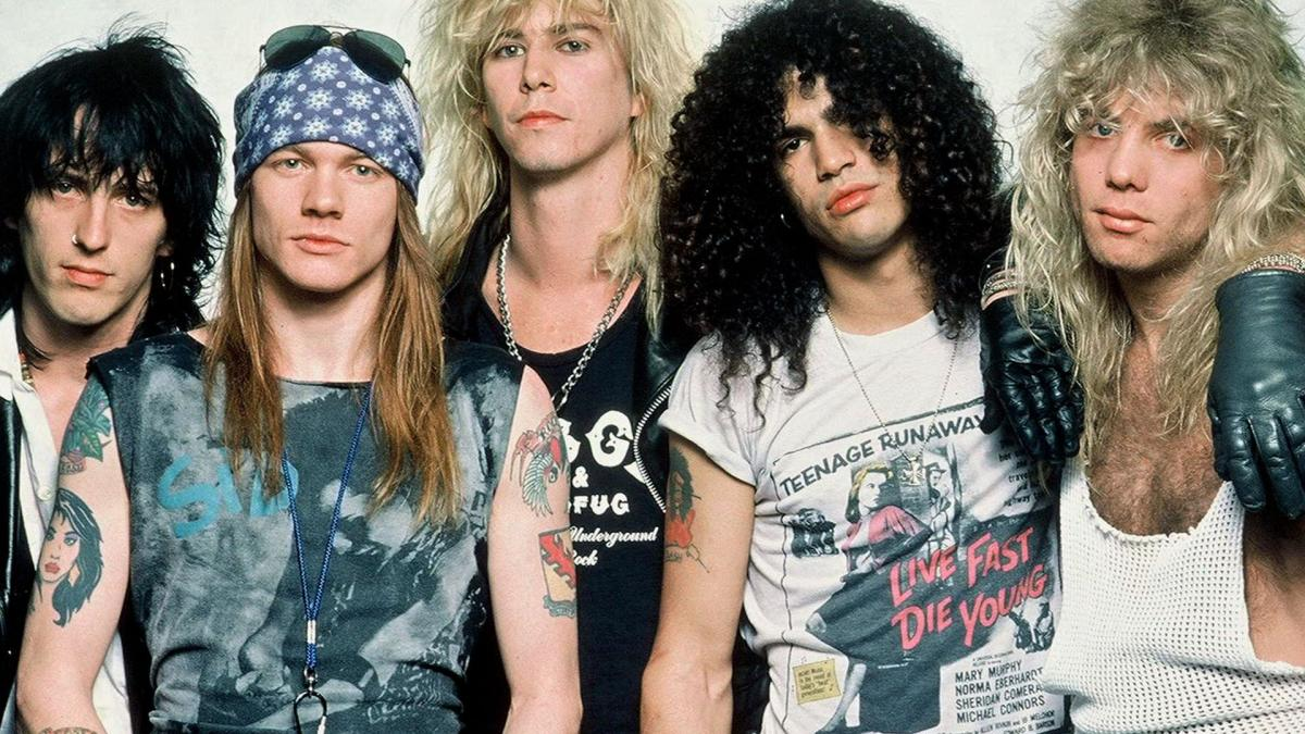 Guns N Roses workout