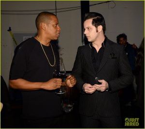 Jay Z and Jack White