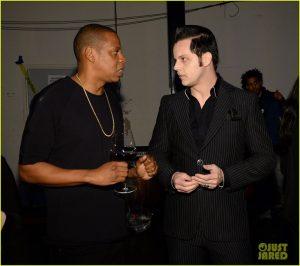 Jay Z and Jack White