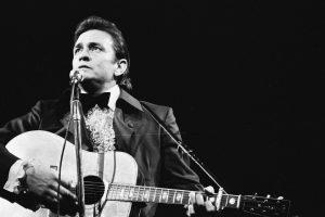 Johnny Cash singer