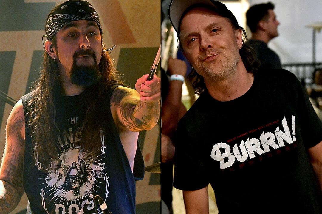 Mike Portnoy and Metallica