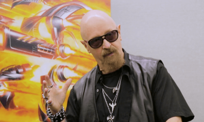 Rob Halford firepower