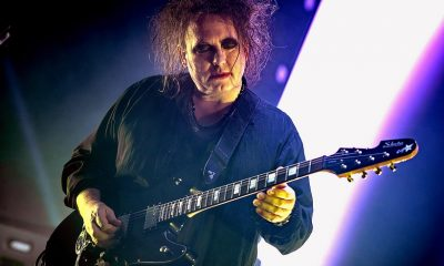 The Cure in concert at Wembley Arena, London, UK - 03 Dec 2016