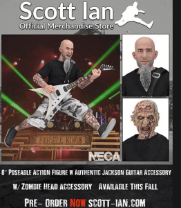 Scott Ian toy