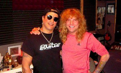 Slash and Steven Adler