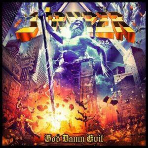 Stryper new album cover
