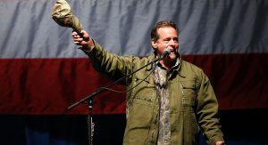 Ted Nugent singer