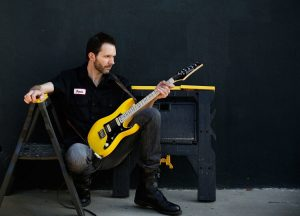 guitarist Paul Gilbert