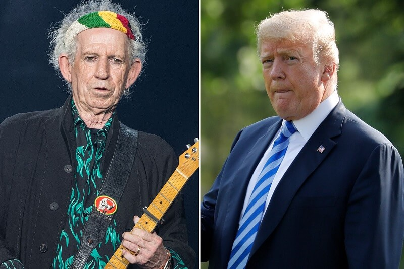 Keith and Donald