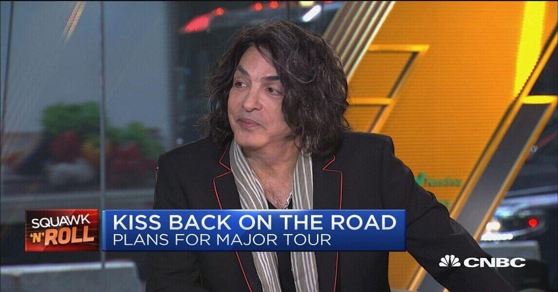 Paul Stanley on CNBC