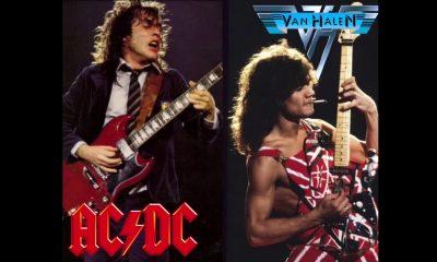 ACDC AND VAN HALEN
