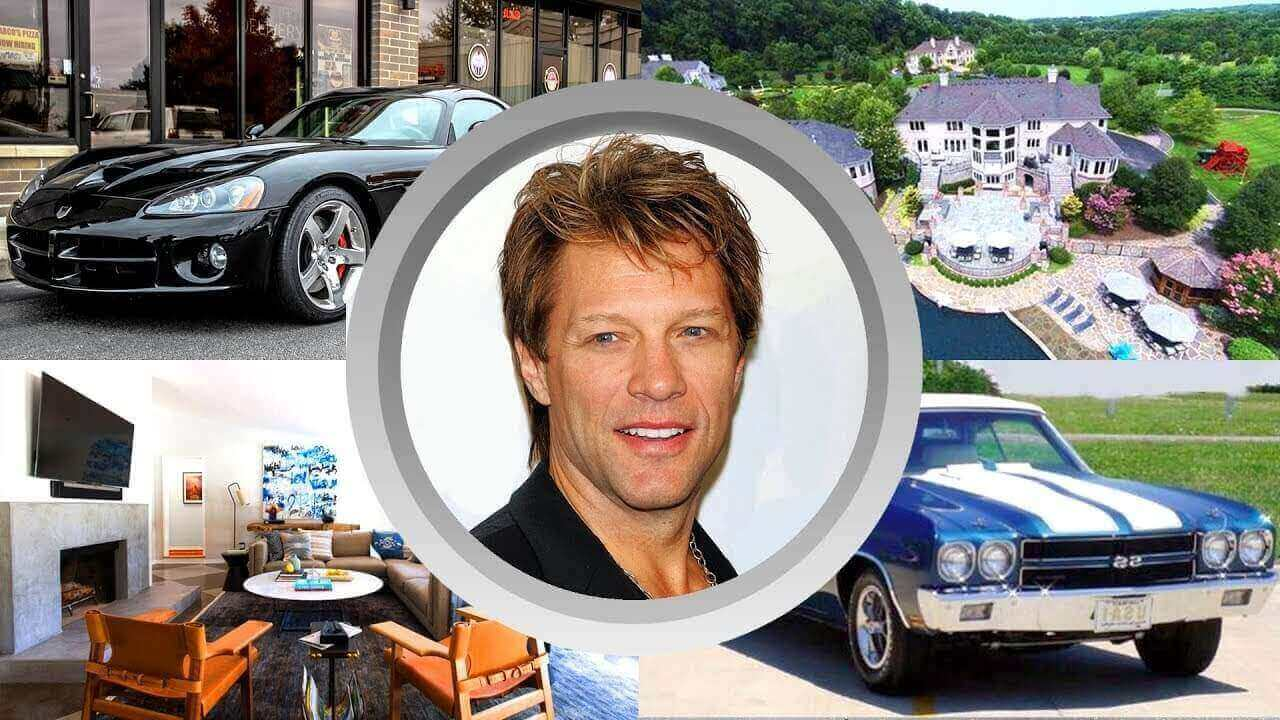 See Bon Jovi net worth, lifestyle, family, house and cars
