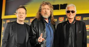 Led Zeppelin 2019