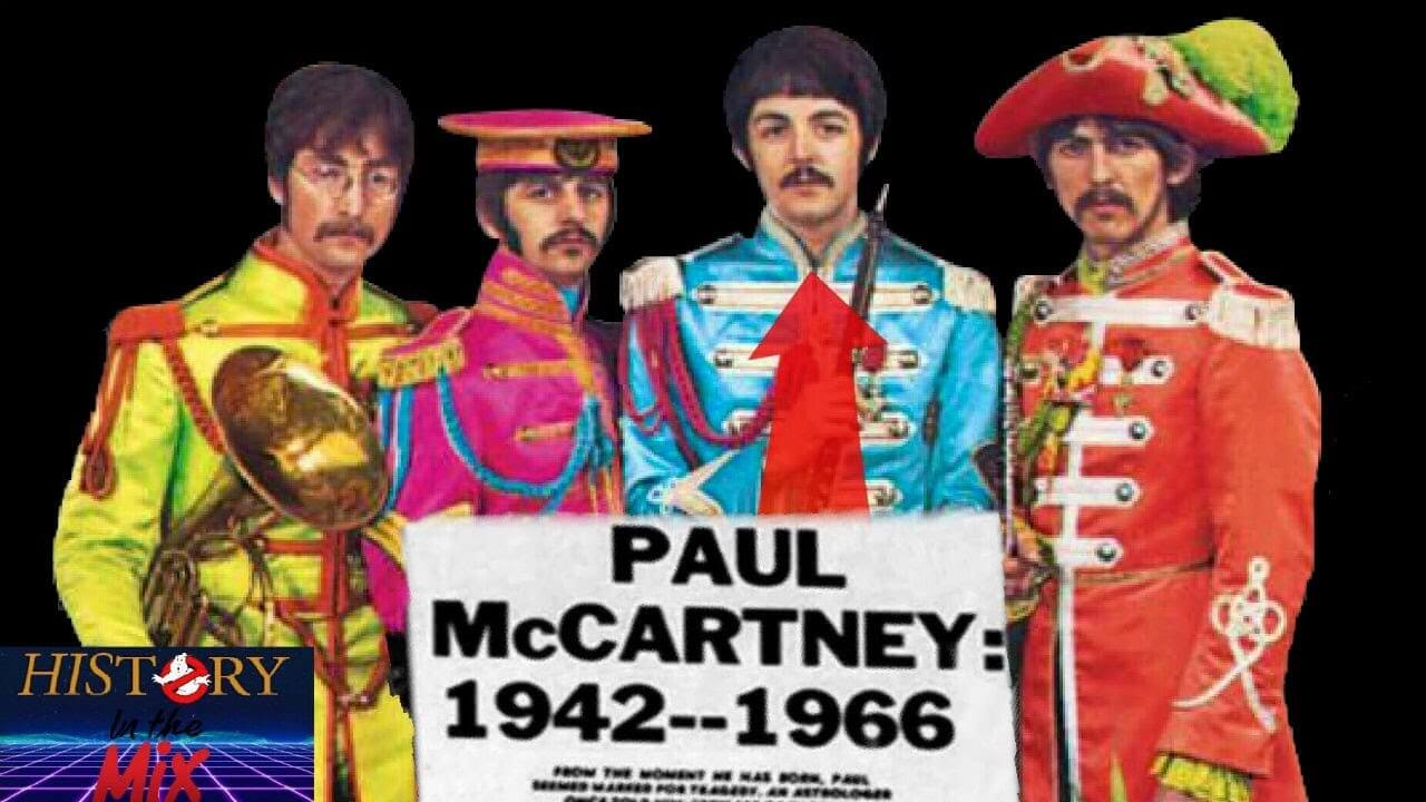Paul McCartney Illuminati