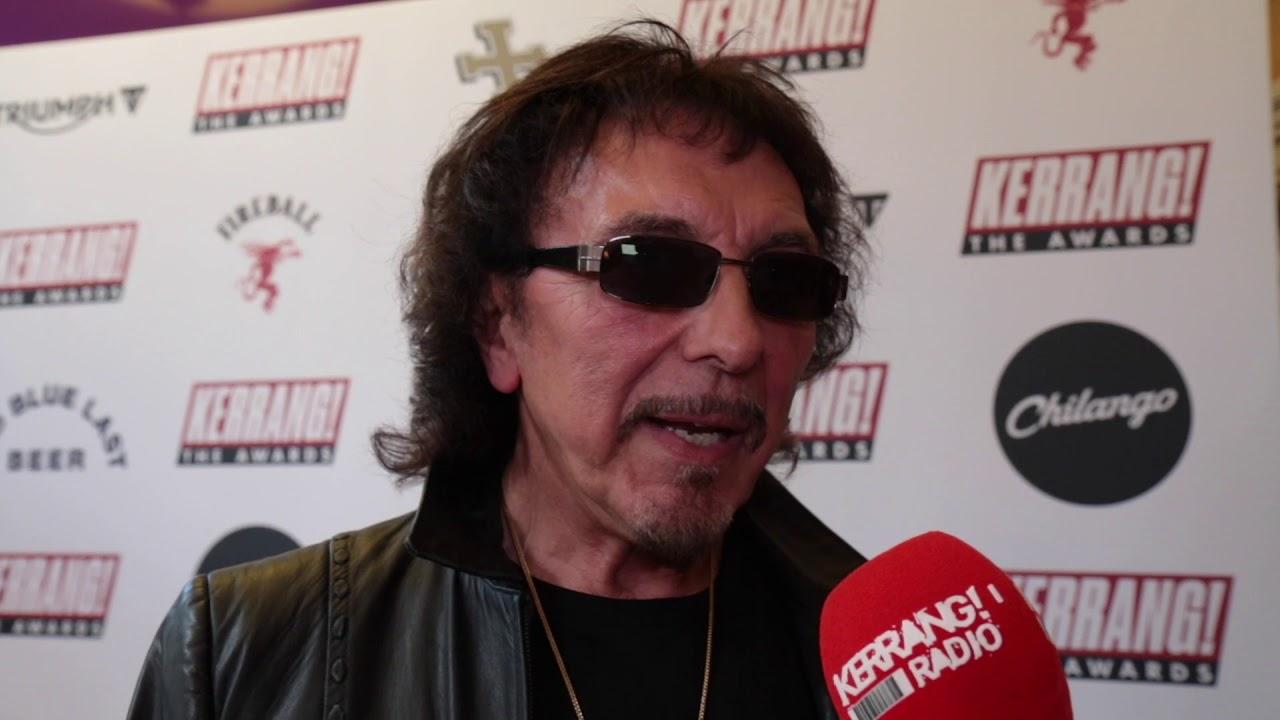 Tony Iommi 2018