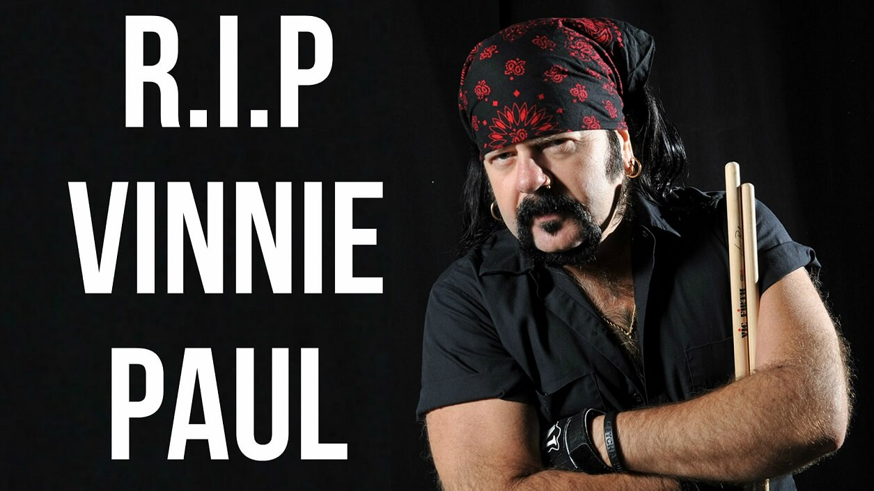 rip vinnie paul