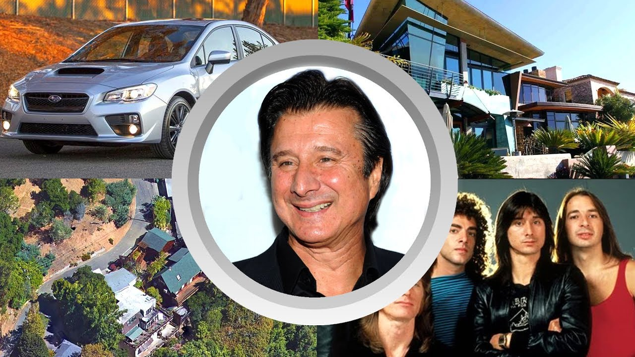 steve perry networth