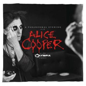 Alice Cooper paranormal live evening