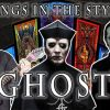 10 songs in ghost style