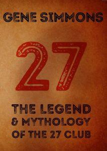 27 club gene simmons book