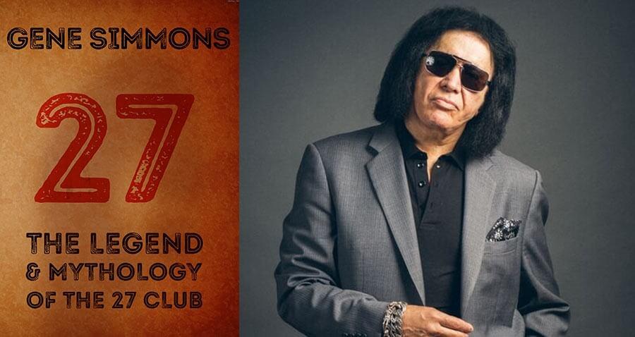 Gene Simmons 2018 book
