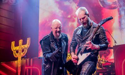 Judas Priest 2018 concert