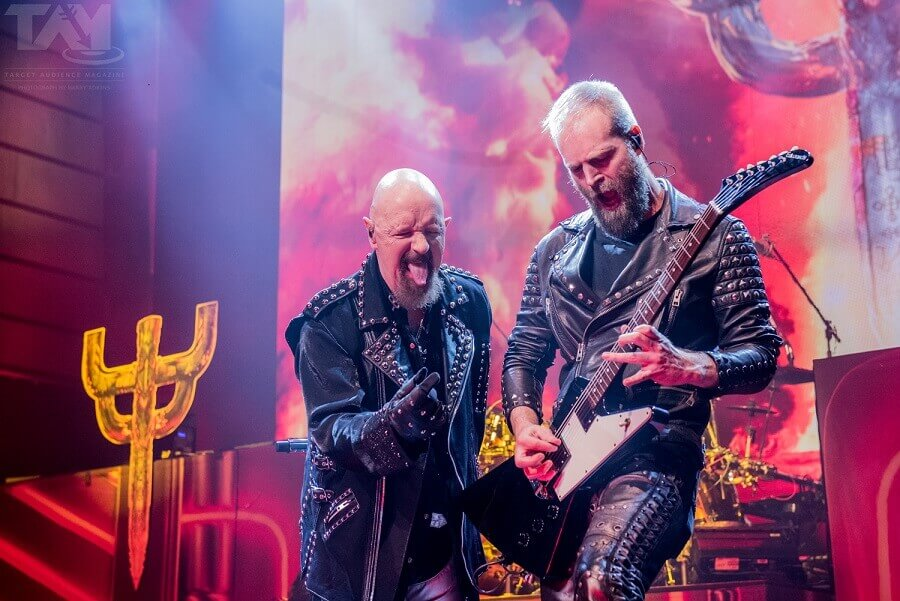Judas Priest 2018 concert