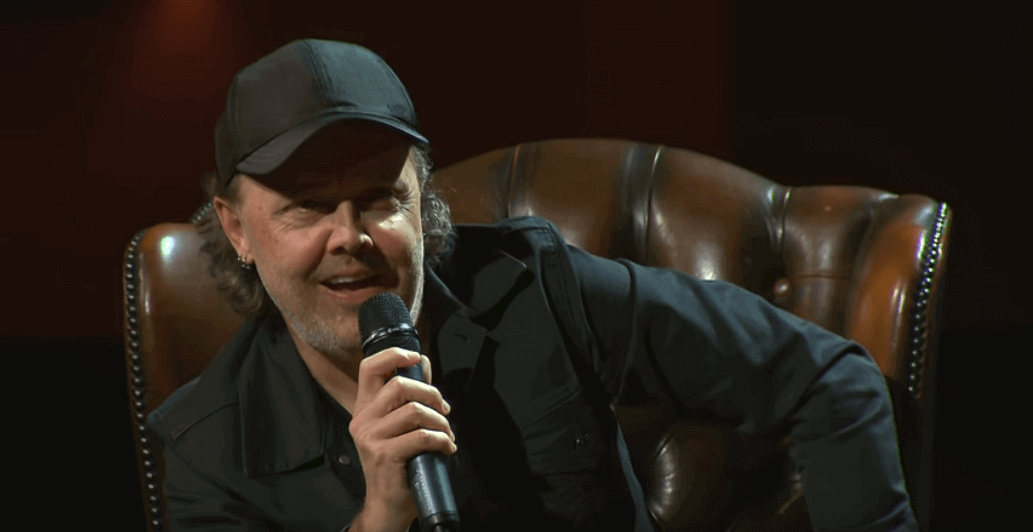 Lars Ulrich interview 2018