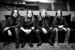 Megadeth 2018