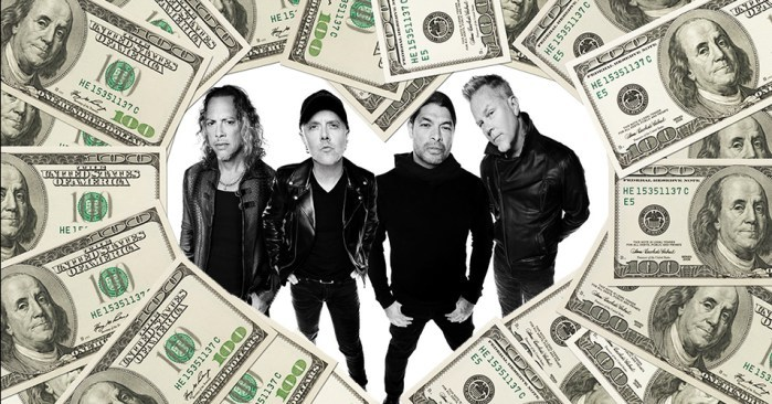 Metallica Money