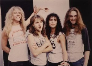 Metallica beggining