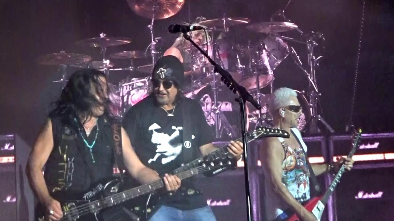 Phil Campbell and Scorpions