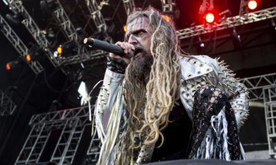 Rob Zombie sings Sweet Dreams