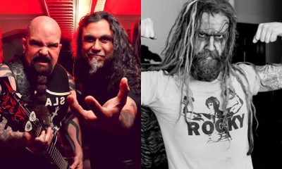 Slayer and Rob Zombie