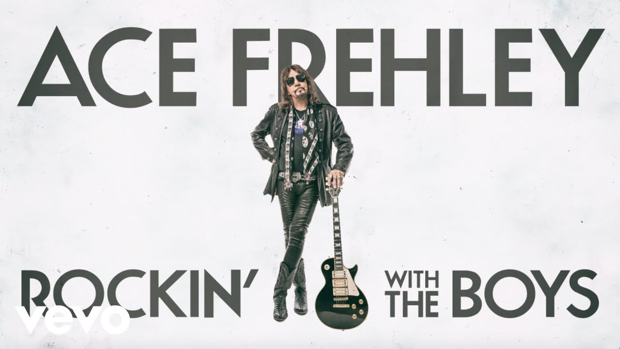 Ace Frehley new song 2018