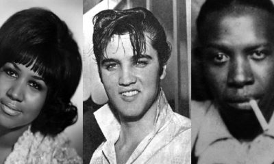Aretha, Elvis and Robert Johnson