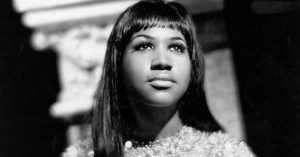 Aretha Franklin very young