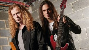 Band Megadeth in 2019