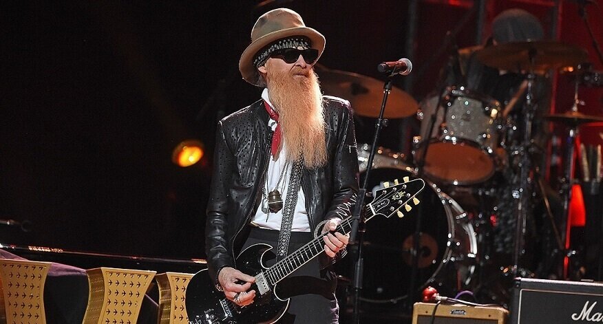Billy Gibbons new song