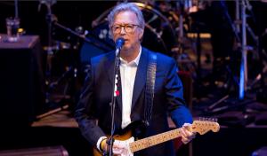 Eric Clapton 2018