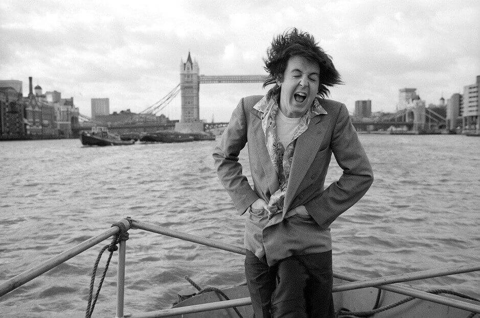 Paul McCartney 80s