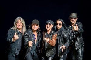 Scorpions 2018 -