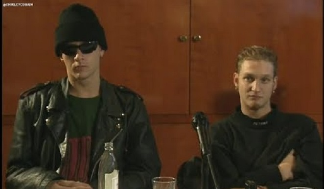 Alice In Chains rare interview