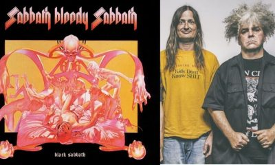 Black Sabbath and Melvins