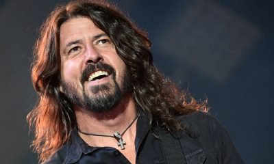 Dave Grohl 2018