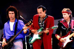 Dire Straits trio