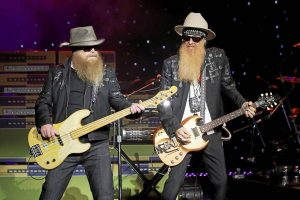 Dusty Hill and Billy Gibbons 2018