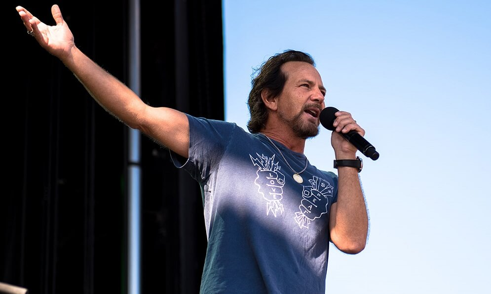 Eddie Vedder Ohana Festival 2018