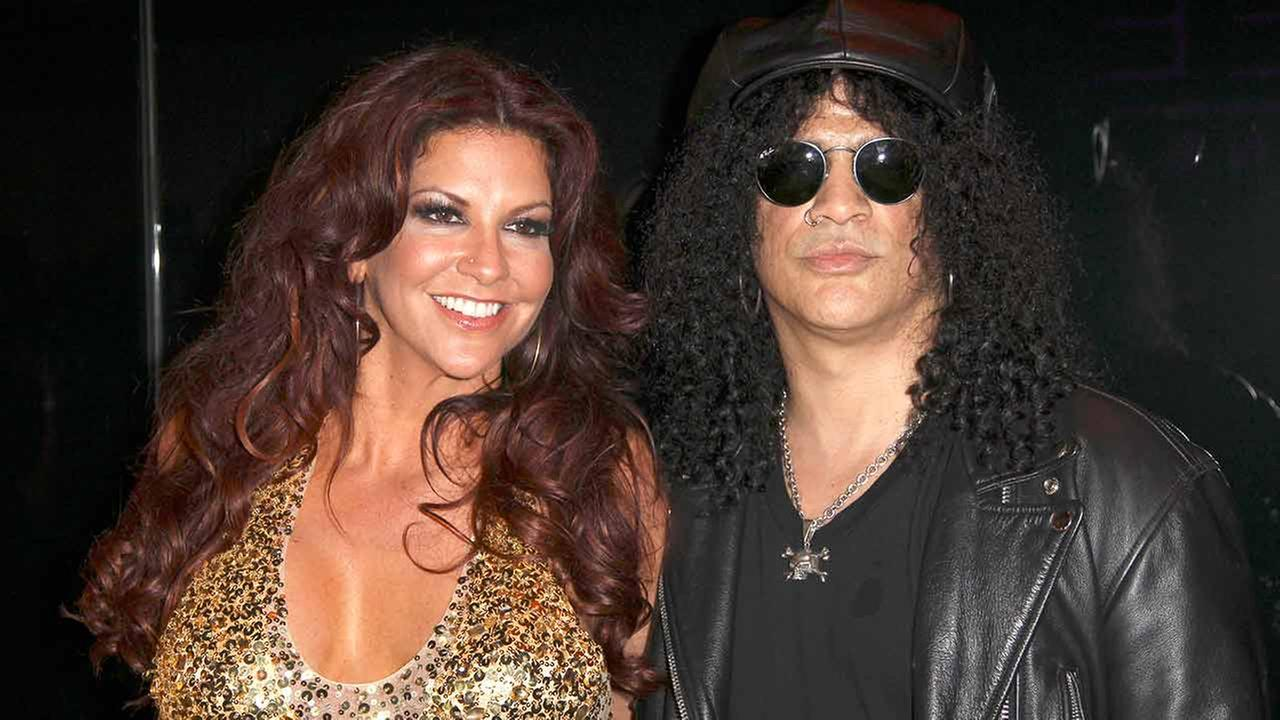 Ex-wife and slash